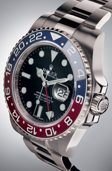 Rolex Oyster Perpetual GMT-Master 2 Pepsi
