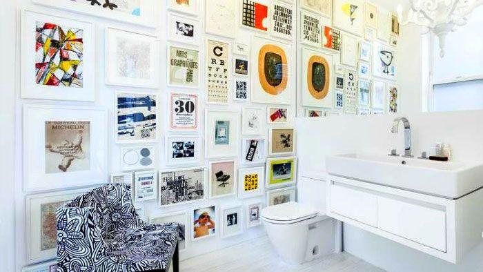 Si tienes un hueco en casa, tienes una galería de arte - Yorokobu