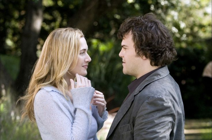 The Holiday - Jack Black - Kate Winslet