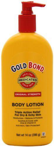 Gold Bond Medicated Body Lotion 14Ounce Pump Bottle *** Visit the image link more details.
