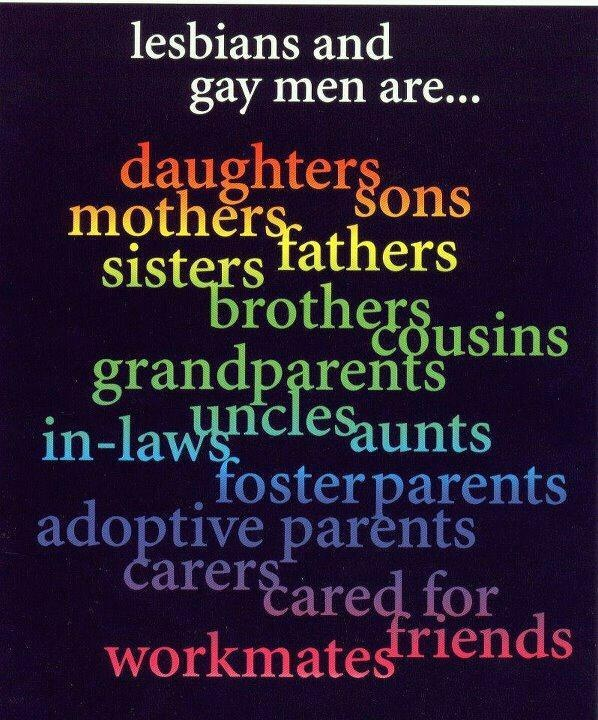 We are all humans, let's start acting like it... #LGBT #Pride