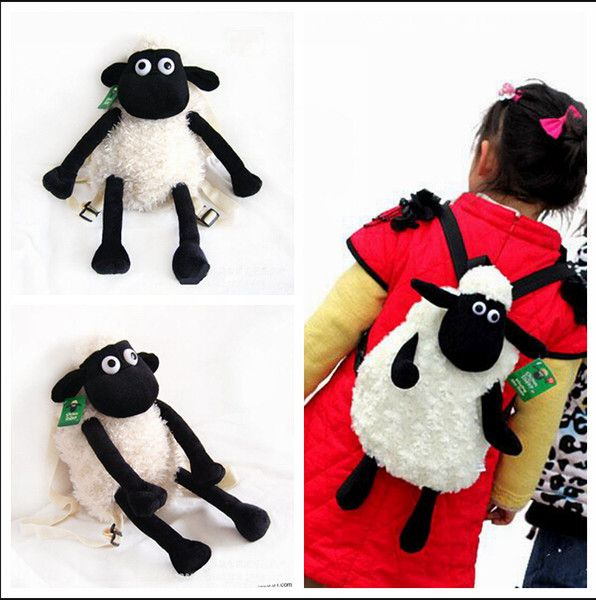 I found some amazing stuff, open it to learn more! Don't wait:http://m.dhgate.com/product/27-21cm-cute-shaun-the-sheep-bag-cartoon/254326218.html