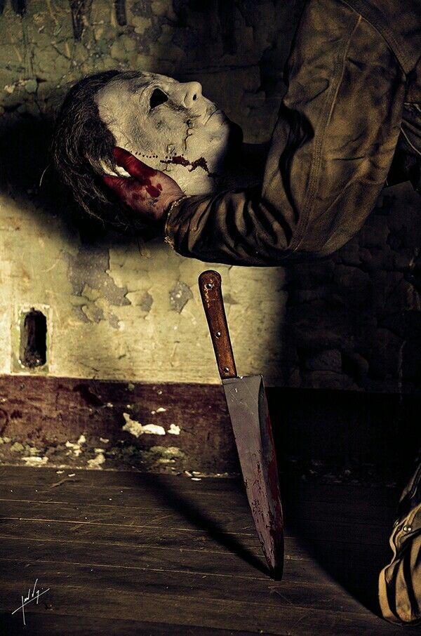 """Boogeyman?"" ~ Michael Myers // Halloween (Rob Zombie remake)"