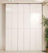 つっぱり・壁面収納棚シリーズ レイアウト例
