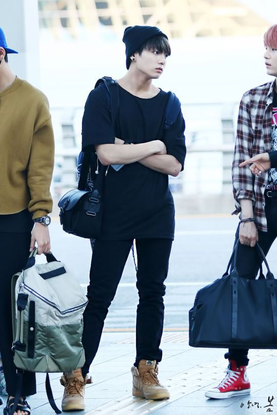 I like this new (realy) manly Jungkookie
