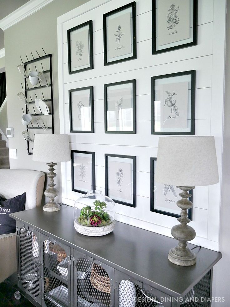 89 Best DECOR Gallery Walls Images On Pinterest