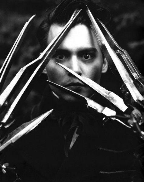 Edward Scissorhands: Film, Johnny Depp, Movies, Edward Scissorhands, Tim Burton, Johnnydepp, Edwardscissorhands, Scissor Hand, People