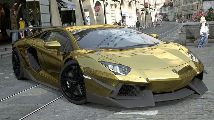 2015 All Gold Lamborghini Veneno | Dream Cars Wish List ...
