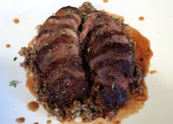 How to Pan-Sear Wild Duck Breast the Right Way, and a Sauce to Go with It | Outdoor Life
