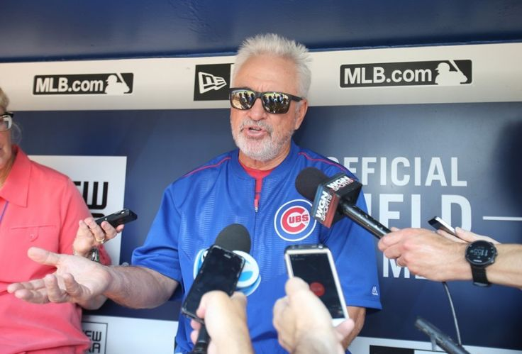 Rumors & Rumblings: Maddon tries to keep Cubs rested and sharp = PITTSBURGH — Joe Maddon is walking a fine line during the final week of the regular season.  With his team having not only clinched the National League Central but home-field advantage throughout the NL playoffs, the.....