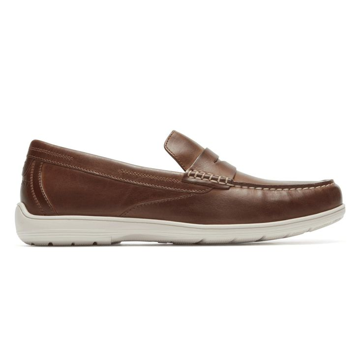 Rockport Men's Total Motion Penny Loafers - All Men's Shoes - Men - Macy's