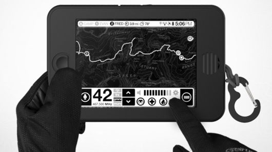 A multi-functional tablet built for backcountry survival  By C.C. Weiss May 10, 2013 The Earl tablet could become your best friend in the outdoors, offering you navigation, communications, weather tracking and more.