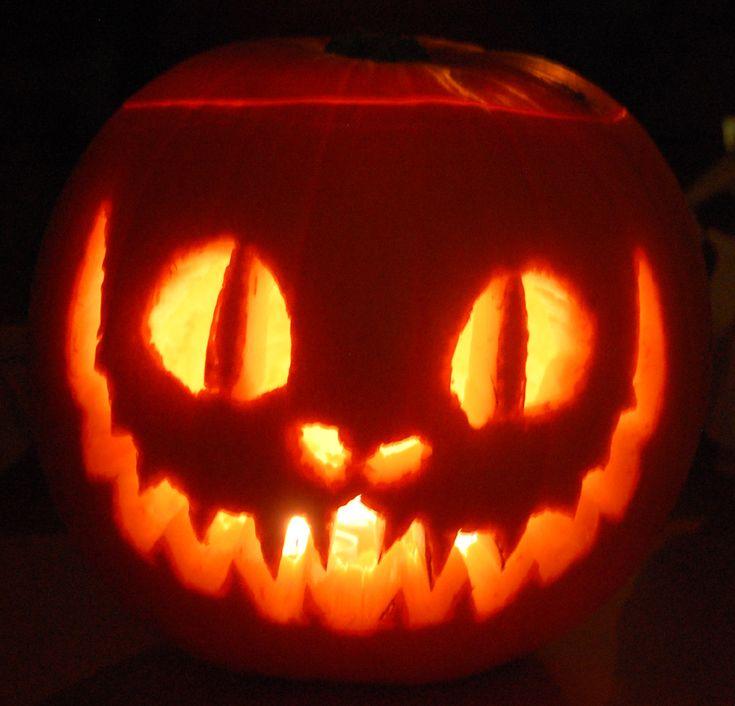 Best 25 cat pumpkin carving ideas on pinterest cat for Pumpkin kitty designs