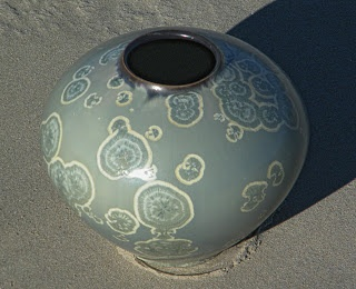 Peters Pottery Sardines And Phylum Chordata Vases