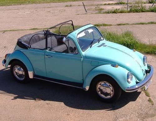 67 VW convertable