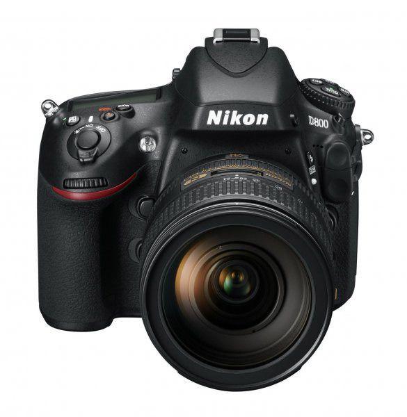 Announced today. Nikon D800