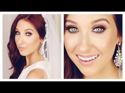 ▶ SUPER In Depth Bridal Tutorial from a professional makeup artist.  Pin now, watch later when I need it someday.