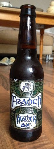 Heather Ales Fraoch, Williams Brothers (Heather Ales), Alloa, Clackmannanshire, Scotland - bought in Almaty, Kazakhstan