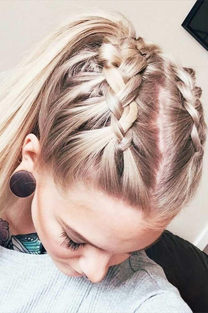 25 trending cute medium hairstyles ideas on pinterest short 27 easy cute hairstyles for medium hair urmus Images