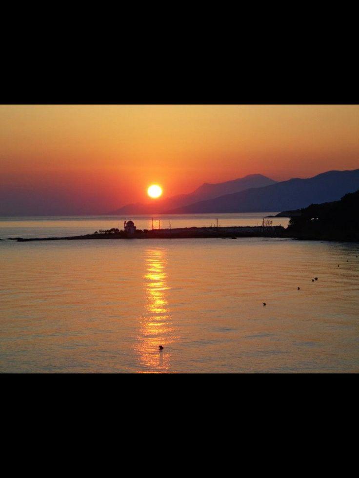 Ikaria sunrise