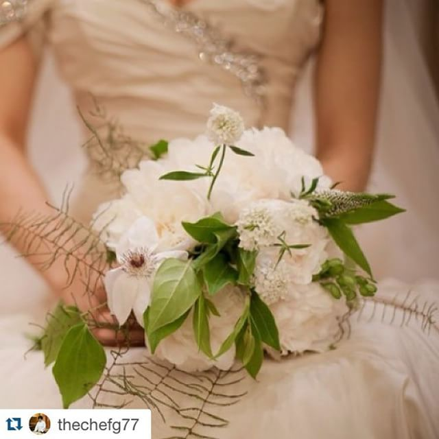 One fine day#wedding#bouquet#thechefg