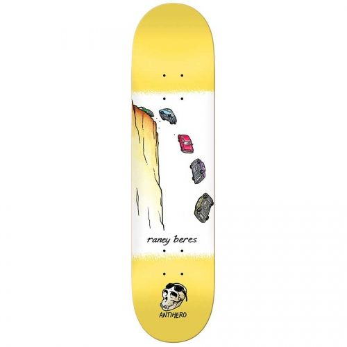 Anti Hero Skateboards Raney Beres Evolution Deck    8.25x32