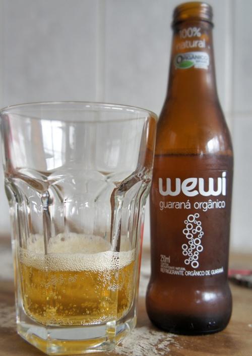 Wewi: primeiro refrigerante orgânico do país é um guaraná