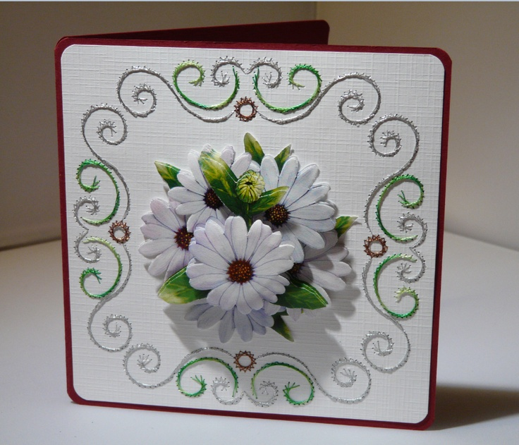 Best images about stitching cards on pinterest