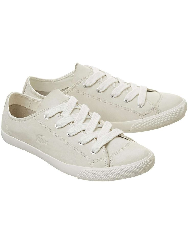 Lacoste Fairburn W8 Sneaker With Wide Laces
