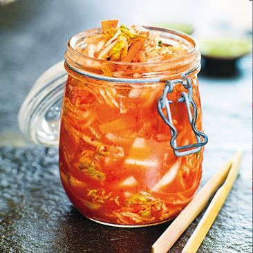 Jennies bästa kimchi