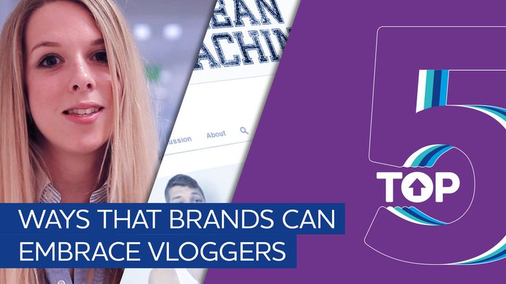 "Vlogging. Heather Healy, Creative Communications Director at Stickyeyes, shares her thoughts on ""5 Ways - that Brands can Embrace Vlogging"" ..."