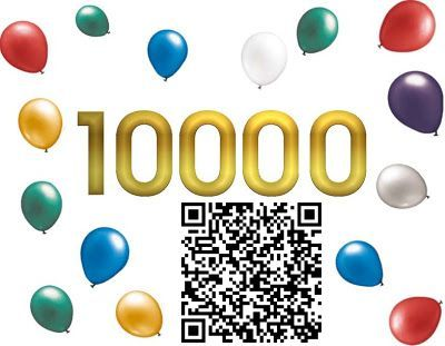 10000 social munzee for you
