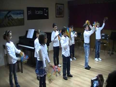 Danza del Hada (Cascanueces) - PEDAGOVILA - YouTube