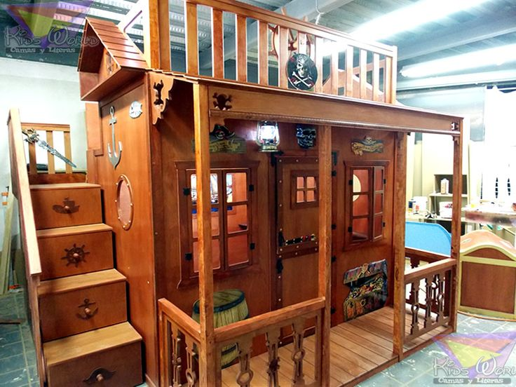 1000 images about muebles infantiles on pinterest - Muebles literas infantiles ...