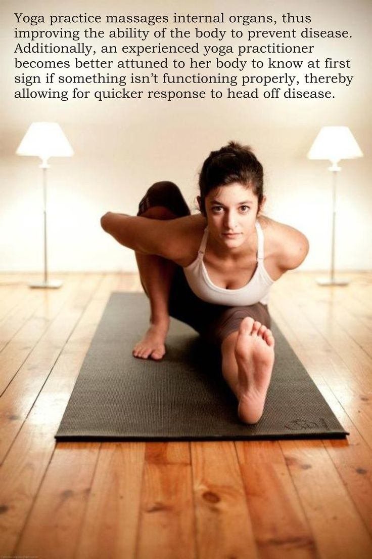 Yoga benefits - Organs
