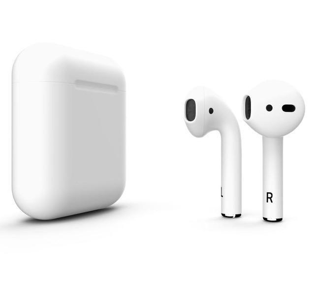 White Hottest Item Headphones Wireless Earphone