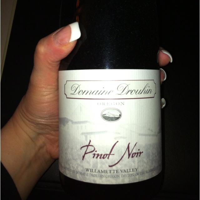Domaine Drouhin 2010 Willamette Valley Pinot Noir. #wine #orwine