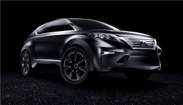 2007 LF-Xh. Bold and Breathtaking. | Lexus i-Magazine 앱 다운로드 ▶ http://www.lexus.co.kr/magazine #ConceptCar #Lexus