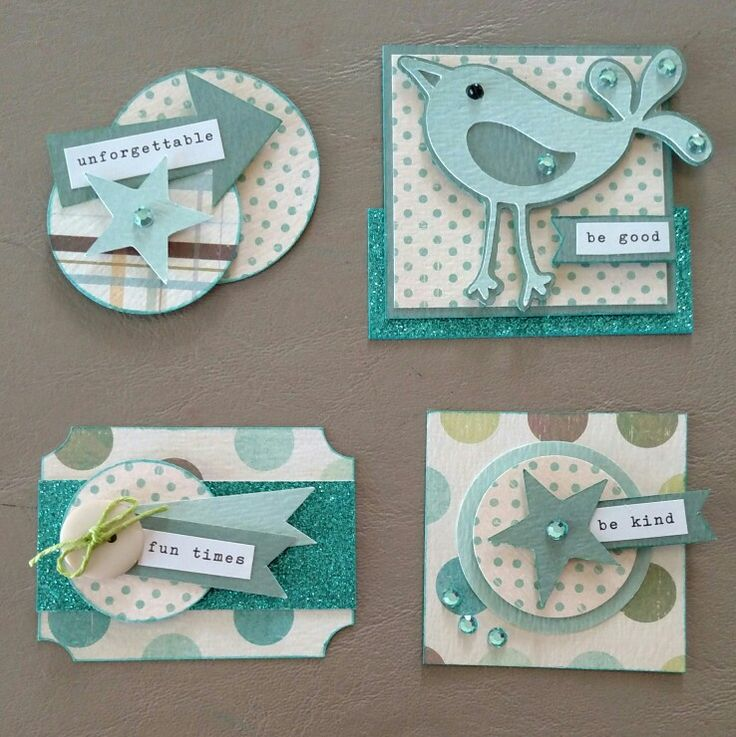 card making embellishments