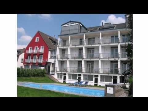 Hotel Weinlaube - Koblenz (Horchheim) - Visit http://germanhotelstv.com/weinlaube Offering an attractive outdoor pool and beer garden this family-run hotel in Koblenz enjoys wonderful views of the Rhine valley and the Schloß Stolzenfels castle. -http://youtu.be/izcgDnLLqvA