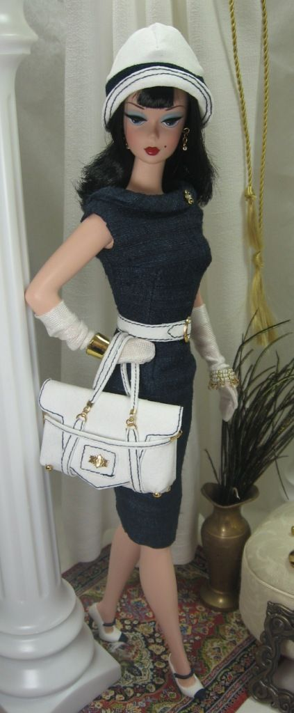 Afternoon Delight for Silkstone Barbie on Etsy now