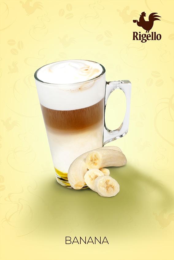 #Fruit Line: #Banana #Coffee by #Rigello
