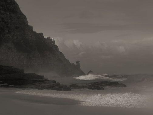 West Africa coast. Photographed by Anna Mizgajska.