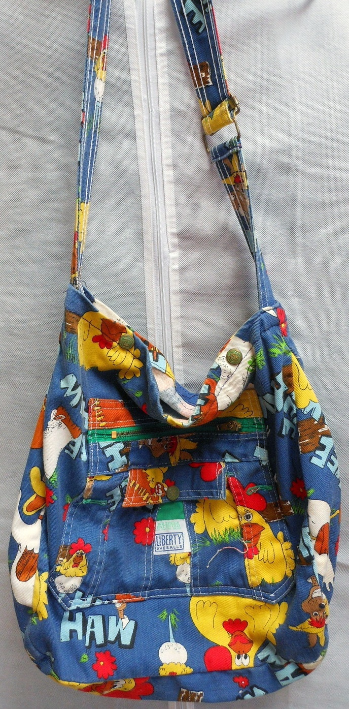 Hee Haw Overall Shoulder Bag...I had not idea. I had the overalls as a kid. If only I'd known about the purse. It's on ebay and super cheap...very tempting.