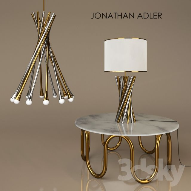 ELECTRUM SET BY JONATHAN ADLER