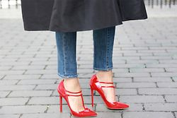 Wear your red shoes