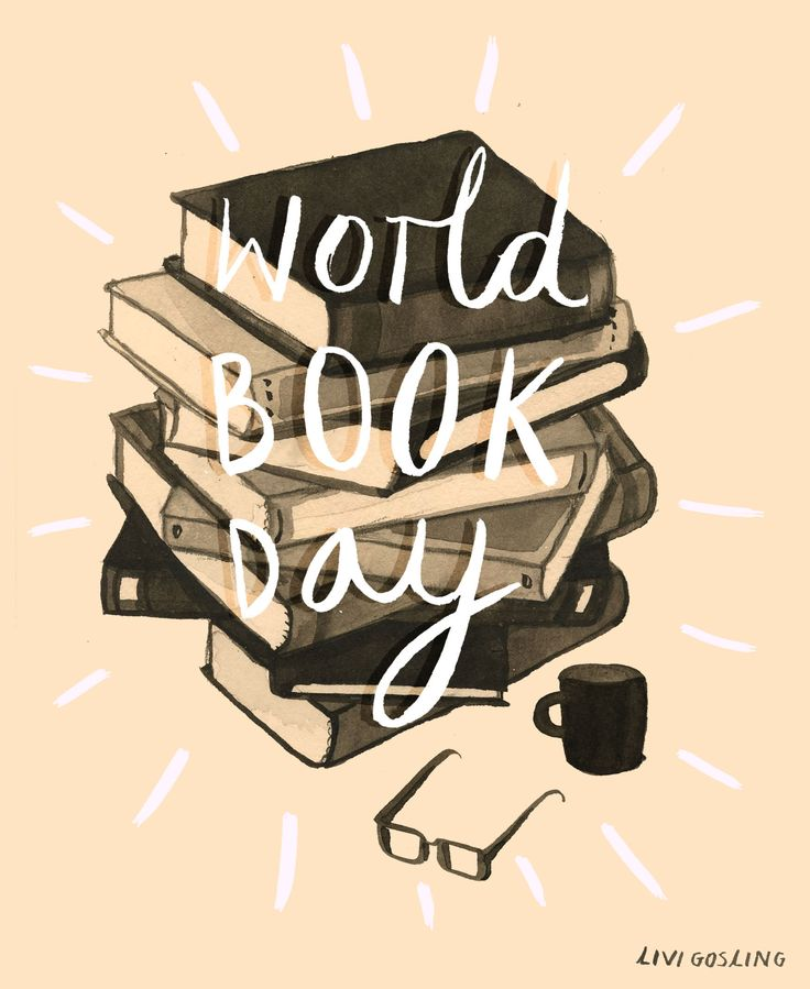 Happy World Book Day everybody!