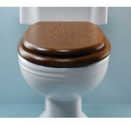 wooden toilet seat hinges. Silverdale Luxury Dark Oak Wooden Toilet Seat with Incalux Hinges 17 best Wood images on Pinterest  seats