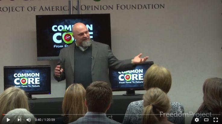 Dr. Duke Pesta - Common Core from Farce to Fiction