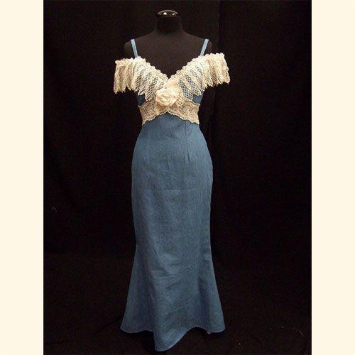 Jean Wedding Dresses | Denim Wedding Dresses : Celebrities in Designer Jeans from Denim Blog